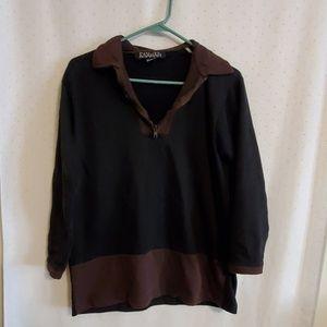 Vintage   Colorblock Sweatshirt